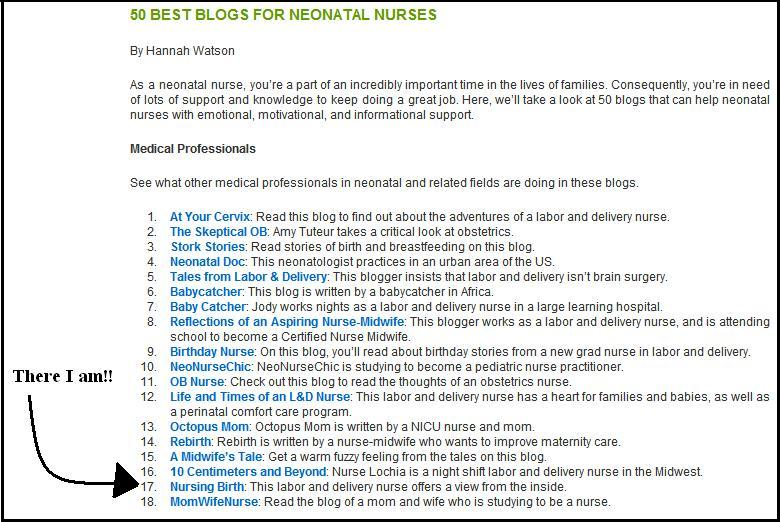 50 Best Blogs for Neonatal Nurses
